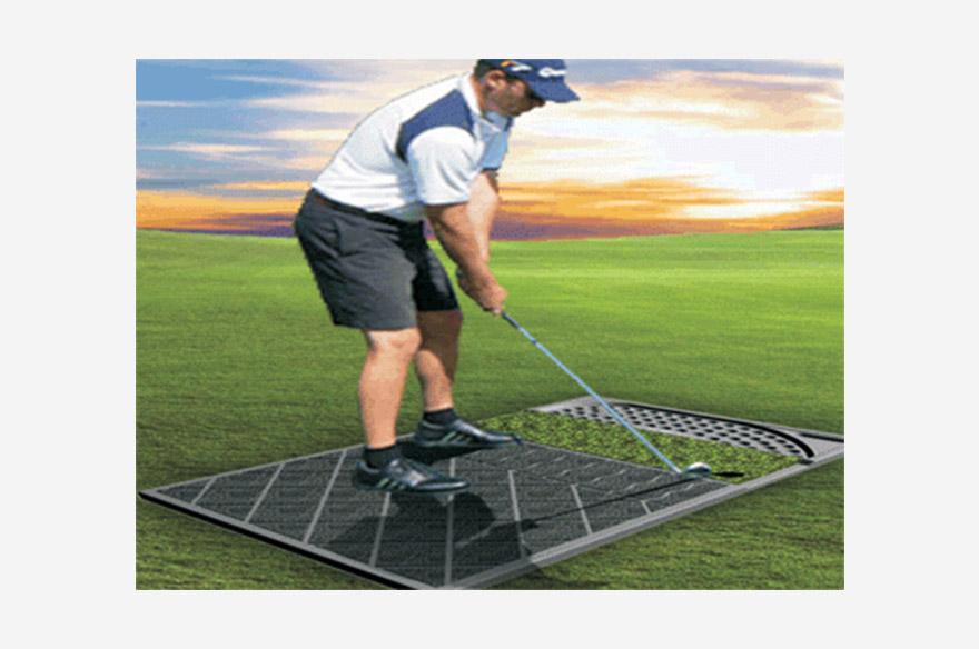 Small Golf Mat