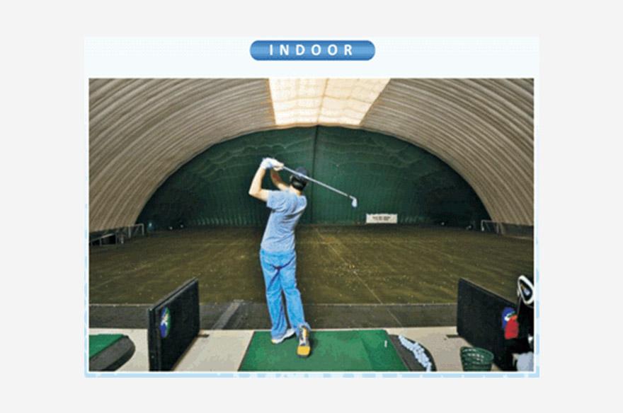 Medium Golf Mat